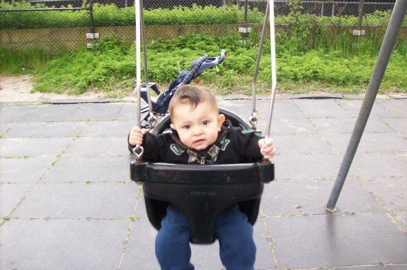 Playground Eight Months 5