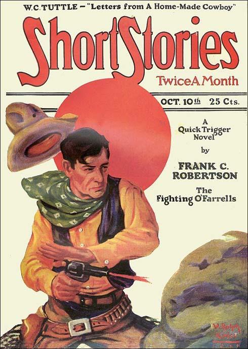 October 1927 Copy of Short Stories Magazine