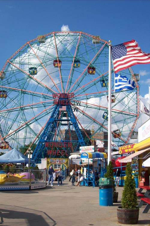 The Wonder Wheel - founded 1920