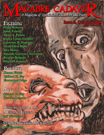 Macabre Cadaver, Issue #3