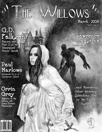 The Willows Magazine, March 2008