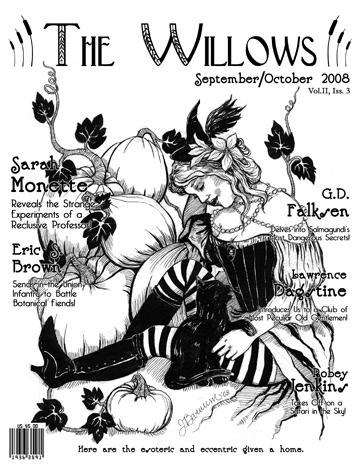 The Willows Magazine, September/October 2008