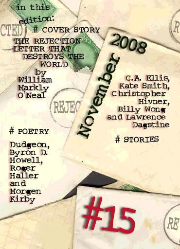 Written Word Magazine #15