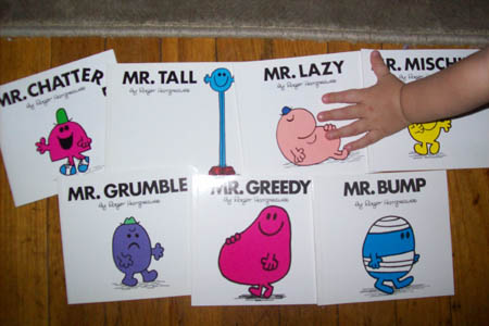 Some MORE Mr. Men books by Roger Hargreaves