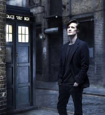 Matt Smith promo shot