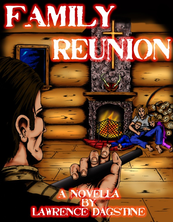 """Family Reunion"" - A Novella by Lawrence Dagstine (2013)"