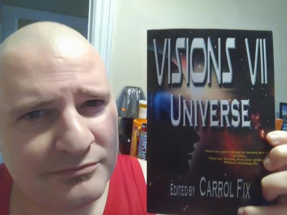 Visions VII selfie